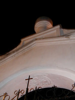 Krasnoselskaya Church in the night