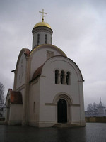 A brand new Nativity Cathedral in the Kremlin