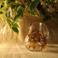 Autumn Pitcher