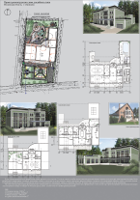 Recostruction Project of a Country House  (Odinsovo, Moscow region, Russia)