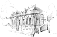 Ipatievsky House 