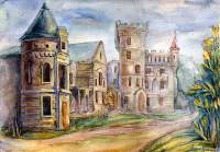Khrapovirsky Castle 