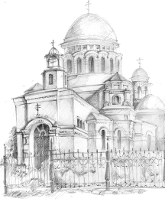Urals Temple 