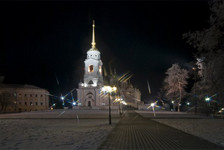 Cathedral of the Assumption at Night