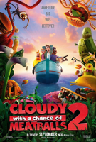 Облачно… 2: Месть ГМО (Cloudy with a Chance of Meatballs 2, 2013)