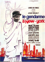 Жандарм в Нью-Йорке (Le gendarme à New York, 1965)