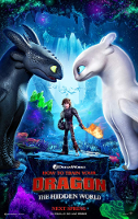 Как приручить дракона 3 (How to Train Your Dragon: The Hidden World, 2019)