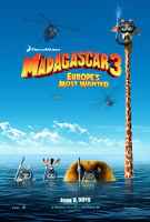 Мадагаскар 3 (Madagascar 3: Europe's Most Wanted, 2012)