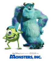Корпорация монстров (Monsters, Inc., 2001)