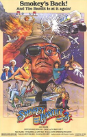 Полицейский и Бандит 3 (Smokey and the Bandit Part 3, 1983)