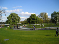 Hyde Park, Princess Diana's Stream