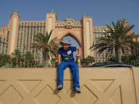 Owner of Atlantis the Palm