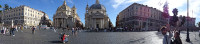 Panorama of People's Square
