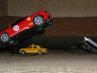 Radio-Controlled Jump  © My wife Yulia