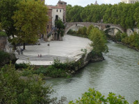 Tiber Embankment