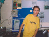 2003.10.07 In the times when I worked for an engineering company