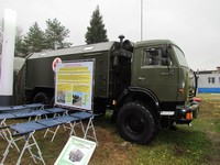 "Exhibition of State Security Means ""InterPolyTech 2016"""